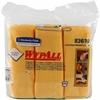 "Wypall Microfiber Cloths - Cloth - 15.75"" Width x 15.75"" Length - 6 / Carton - Yellow"