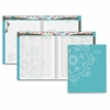 At-A-Glance Suzani Professional Wkly/Mthly Planner - Academic - Julian - Weekly, Monthly - 1 Year - July till June - 1 Month Single Page Layout 1 Week Double Page Layout - Assorted - Tabbed, Reference
