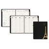 At-A-Glance Paris Weekly/Monthly Appointment Book - Julian - Weekly, Monthly, Daily - 1.1 Year - January 2017 till January 2018 - 7:00 AM to 8:00 PM - 1 Week, 1 Month Double Page Layout - Wire Bound -