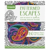 Patterned Escapes Coloring Book Coloring Printed Book - Published on: 2015 - Softcover - 80 Pages