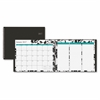 Barcelona Planner - Monthly, Weekly, Daily - 1 Year - January till December - 2 Week, 2 Month Double Page Layout - Twin Wire - Multicolor - Tabbed, Writable Surface, Notes Area, Built-in Rule
