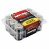 Rayovac Ultra Pro Alkaline D Batteries - D - Alkaline - 96 / Carton