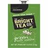 Mars Drinks Bright Tea Co Green Tea w/ Jasmine - Compatible with Flavia - Green Tea - Jasmine - 100 / Carton