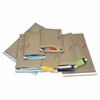 "Jiffy Mailer Jiffy Padded Mailers - Multipurpose - #00 - 5"" Width x 10"" Length - Flap - Kraft - 250 / Carton - Natural Kraft, Satin Gold"