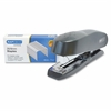 Rapesco Spinna Stapler with Staples Set - 50 Sheets Capacity - 210 Staple Capacity - Full Strip - 24/8mm, 26/6mm, 26/8mm, 24/6mm Staple Size - Gray