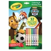 Paw Patrol Coloring Activity Pad - 1 Each