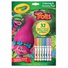 Crayola Trolls Coloring/Activity Pad - 1 Each