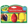 My First Palm-Grip Crayons - Red, Blue, Yellow - 3 / Pack