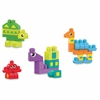 Mega Bloks Learn My Shapes Building Blocks Set - Theme/Subject: Learning - Skill Learning: Shape, Building, Shape Differentiation, Animal Shapes, Motor Skills, Problem Solving