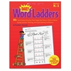 Scholastic Grade K-1 Daily Word Ladders Book Education Printed Book by Timothy Rasinski - English - Book - 96 Pages