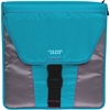 "Five Star Vertical Flip 2"" Zip Binder - 2"" Binder Capacity - 580 Sheet Capacity - 3 x Ring Fastener(s) - 5 Pocket(s) - Teal - 1 Each"