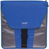 "Five Star Vertical Flip 2"" Zip Binder - 2"" Binder Capacity - 380 Sheet Capacity - 3 x Ring Fastener(s) - Blue - 1 Each"