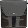 "2"" Vertical Flip Zipper Binder (29086) - 2"" Binder Capacity - 380 Sheet Capacity - 3 x Ring Fastener(s) - Dark Gray - 1 Each"