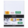 "Inkjet Paper - Letter - 8.50"" x 11"" - 24 lb Basis Weight - 3 x Hole Punched - 92 Brightness - 100 / Pack - Bright White"