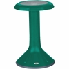 "ECR4KIDS 20"" ACE Stool - Rounded Base - Green - Polypropylene, Plastic - 13"" Width x 13"" Depth x 20"" Height"