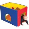 ECR4KIDS SoftZone Discovery Play Cube - Vinyl, Polyurethane Foam