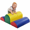 ECR4KIDS SoftZone Speed Bump Climber - Vinyl, Polyurethane Foam