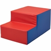 ECR4KIDS Softzone Step Up - Vinyl, Polyurethane Foam