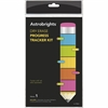 "Astrobrights 40"" Dry-Erase Progress Tracker Kit - Skill Learning: Decoration - 20 Pieces"