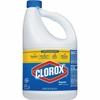 Clorox Regular-Bleach - Concentrate Liquid - 0.95 gal (121 fl oz) - 1 Each - Clear