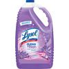 Lysol Clean/Fresh Lavender Cleaner - Liquid - 1.13 gal (144 fl oz) - Clean & Fresh Lavender Orchid Scent - 1 Each - Purple