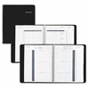 "At-A-Glance WeeklyMonthly Triple View Appt. Book - Julian - Weekly, Monthly - 1 Year - January 2017 till December 2017 - 8:00 AM to 5:00 PM - 1 Week Single Page Layout - 6.87"" x 8.75"" - Black - Tabbed"