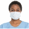 Kimberly-Clark Blue Procedure Masks - Flying Particle, Dust Protection - Polypropylene, Polyester, Cellulose - Blue - 50 / Box