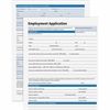 Adams Application for Employment - Forms and Instructions