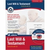 Last Will & Testament Kit - Legal Kit - 1 - PC, Intel-based Mac - Forms and Instructions