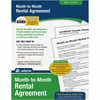 Monthly Rental Agreement - Legal Form - 1 - PC - English, Spanish - Forms and Instructions