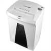 HSM SECURIO B24c Cross-Cut Shredder - Cross Cut - 19 Per Pass - 9 gal Waste Capacity