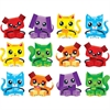 "Trend Blockstar Dogs & Cats Classic Accent Set - Dog, Cat - Precut, Durable, Reusable - 5.50"" Height - Multicolor - 36 / Pack"