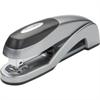 """Swingline® Optima® Desk Stapler - 25 Sheets Capacity - 210 Staple Capacity - Full Strip - 1/4"""" Staple Size - Silver"""