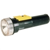 SKILCRAFT 3-Way Waterlight Flashlight - Bulb - D - PlasticBody - Black, Yellow, Clear
