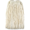 Genuine Joe Mop Head Refill - Rayon, Cotton, Polyester