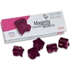 Xerox ColorStix 8200 Magenta Solid Ink - Solid Ink - 7000 Page - 5 / Box