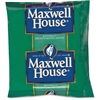 Maxwell House Pre-measured Coffee Pack Ground - Decaffeinated - 1.1 oz - 42 / Carton