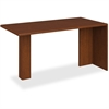 "HON 10700 Series Laminate Wood Furniture - 60"" x 30"" x 29.5"" - Waterfall Edge - Material: Hardwood - Finish: Henna Cherry, Laminate"