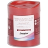 Energizer Flameless LED Wax Votive Candle - Red
