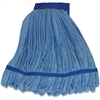 Genuine Joe Microfiber Wet Mop Head Refill - MicroFiber