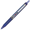 PRECISE V5 RT Rollerball Pens - Extra Fine Point Type - 0.5 mm Point Size - Needle Point Style - Refillable - Blue - Blue Barrel - 1 Dozen