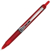 PRECISE V5 RT Rollerball Pens - Extra Fine Point Type - 0.5 mm Point Size - Needle Point Style - Refillable - Red - Red Barrel - 1 Dozen
