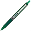 PRECISE V7 RT Rollerball Pens - Fine Point Type - 0.7 mm Point Size - Needle Point Style - Refillable - Green - Green Barrel - 1 Dozen