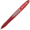 Pilot G6 Retractable Gel Pens - Fine Point Type - Refillable - Red Gel-based Ink - Red Barrel - 1 Dozen