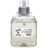 Genuine Joe Green Certified Foam Soap Refill - 42.3 fl oz (1250 mL) - Fragrance-free - 3 / Carton