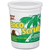 Spray Nine Coco Scrub Heavy Duty Hand Cleaner - Coconut Scent - Dirt Remover, Grease Remover, Ink Remover, Adhesive Remover - Hand - White - Heavy Duty - 6 / Carton