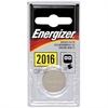 Energizer 2016 Keyless Entry Battery - CR2016 - Lithium (Li) - 3 V DC - 72 / Carton