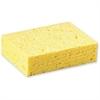 "3M Cellulose Sponge - 1.6"" Height x 6"" Width x 4.3"" Depth - 24/Carton - Cellulose, Polyurethane - Beige"
