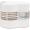 TimeMist Worldwind Fragrance Dispenser Fan - 30 Day(s) Refill Life - 1 x D Battery - 1 Each - White