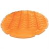 Sanor Breeze Eva Urinal Screen - Deodorizer, Non-slip, Splash Resistant, Flexible - Mandarin Mist Fragrance - Lasts up to 30 Day - 10 / Carton - Orange